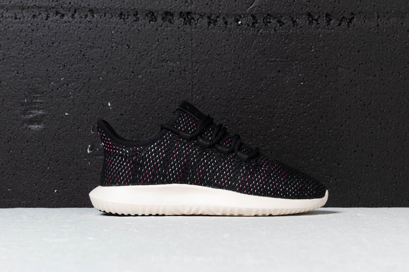 new style 84e2d 58034 adidas Tubular Shadow CK W Core Black Chalk White Shock Pink at a great