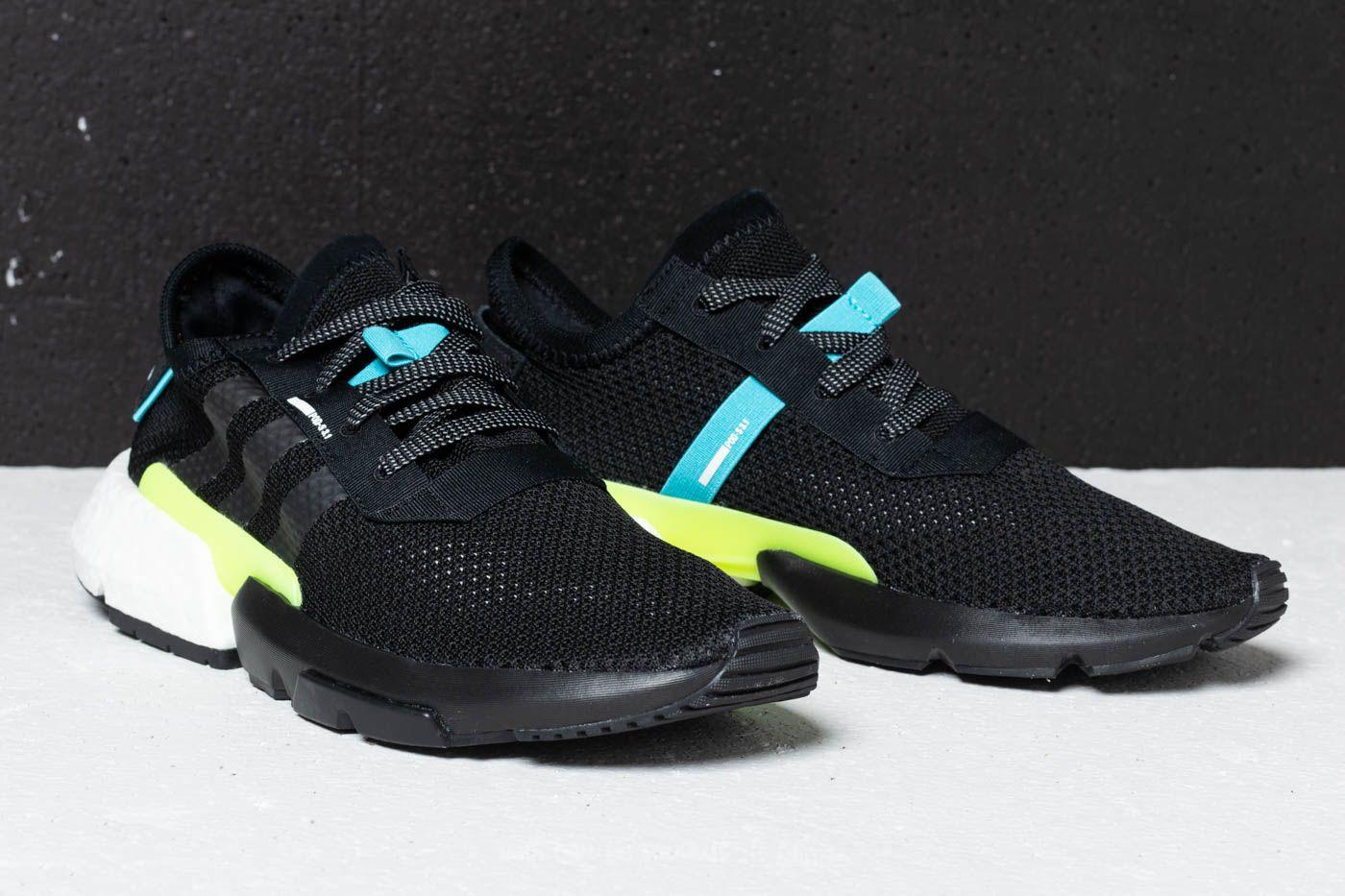 super popular 8a90a fc724 adidas POD-S3.1 Core Black Core Black Ftw White at a
