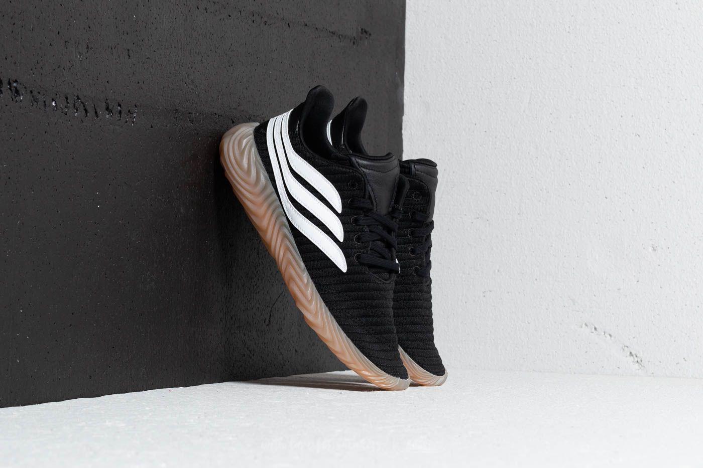 aee44b2fec9 adidas Sobakov Core Black  Ftw White  Gum 3