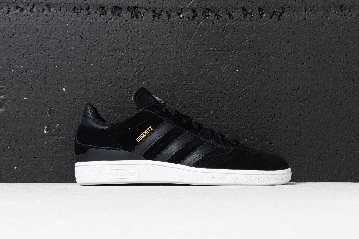 adidas Busenitz Core Black  Core Black  Ftw White at a great price 90 € 8c0f8d246