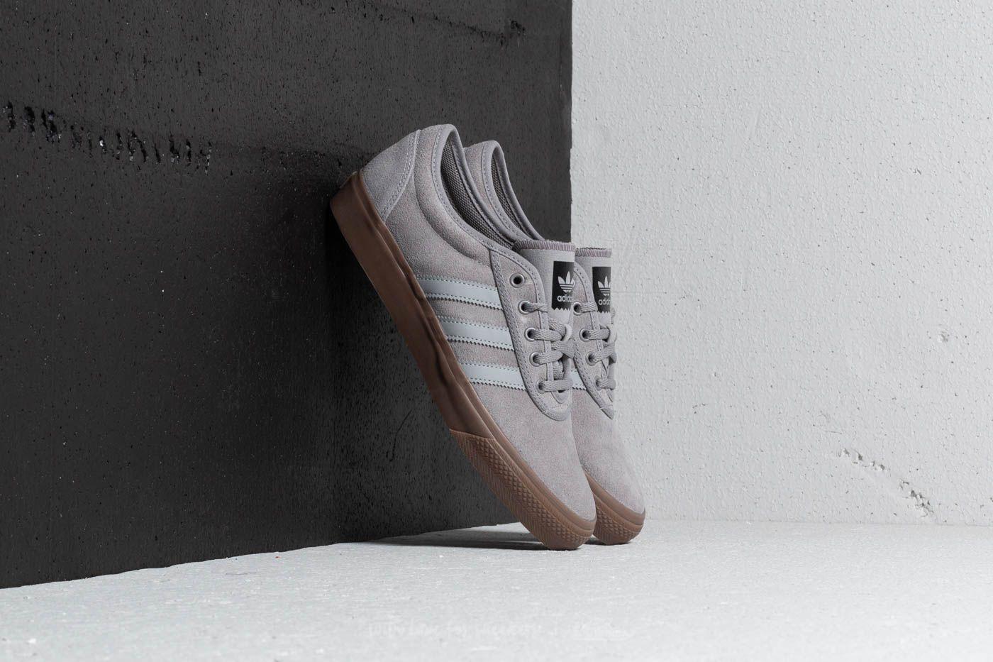 adidas Adiease Chalk Solid Grey/ Solid Grey/ Gum5