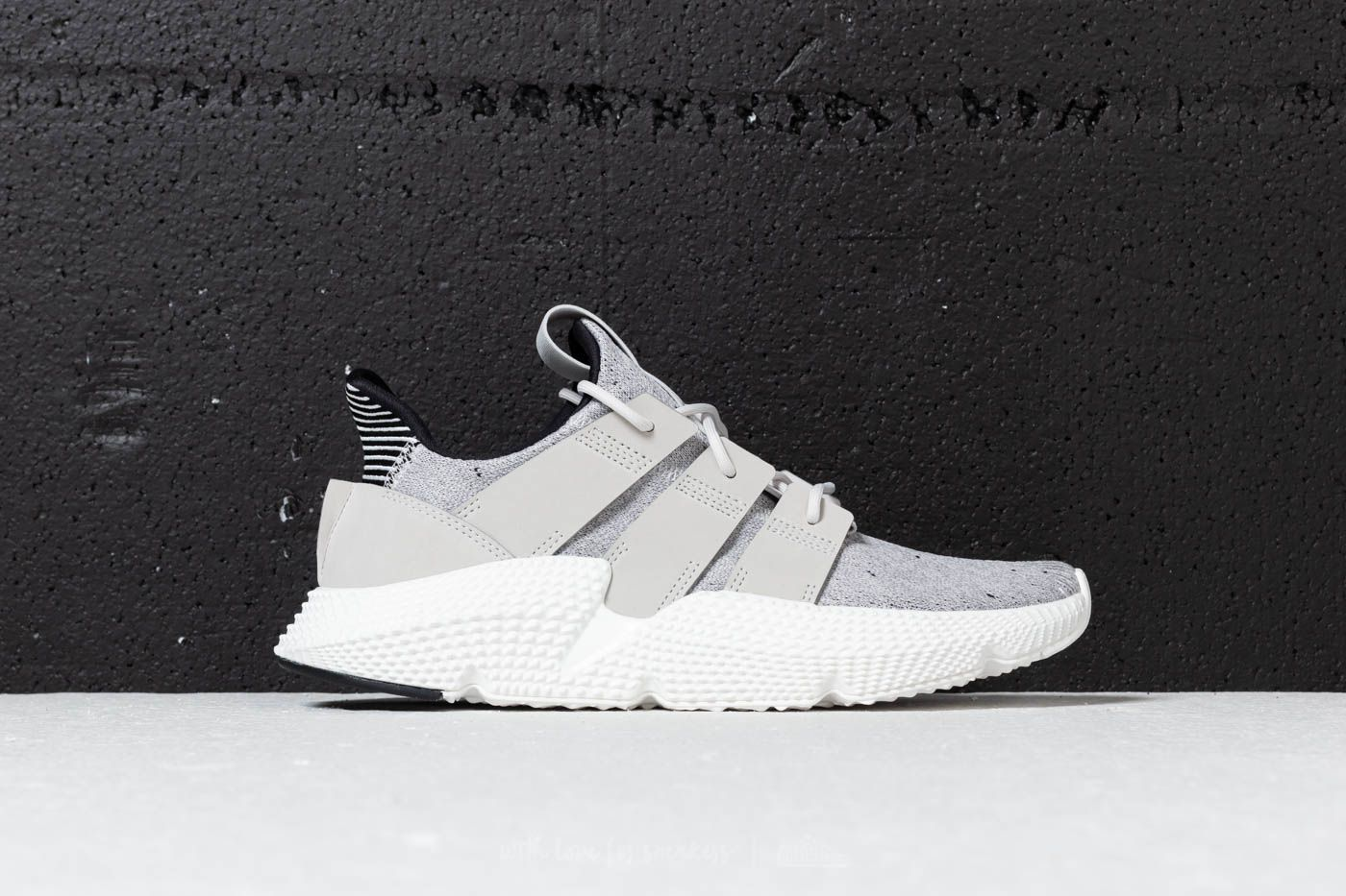 e6e825864ce adidas Prophere Grey One  Grey One  Core Black at a great price 84 €