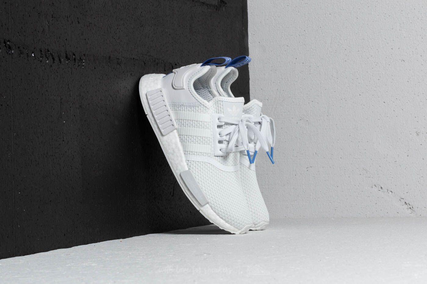 adidas NMD_R1 W Crystal White Crystal White Real Lilac | Footshop