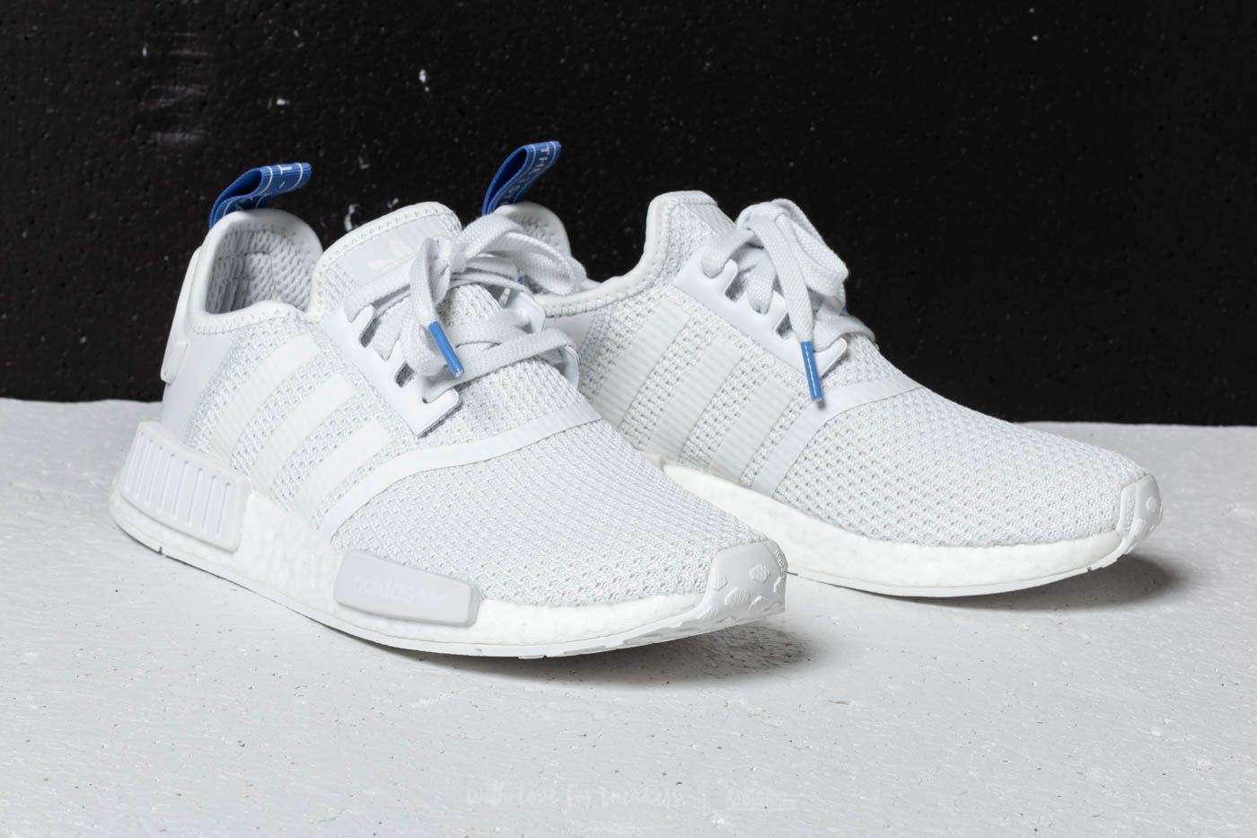 adidas NMD_R1 W Crystal White Crystal White Real Lilac