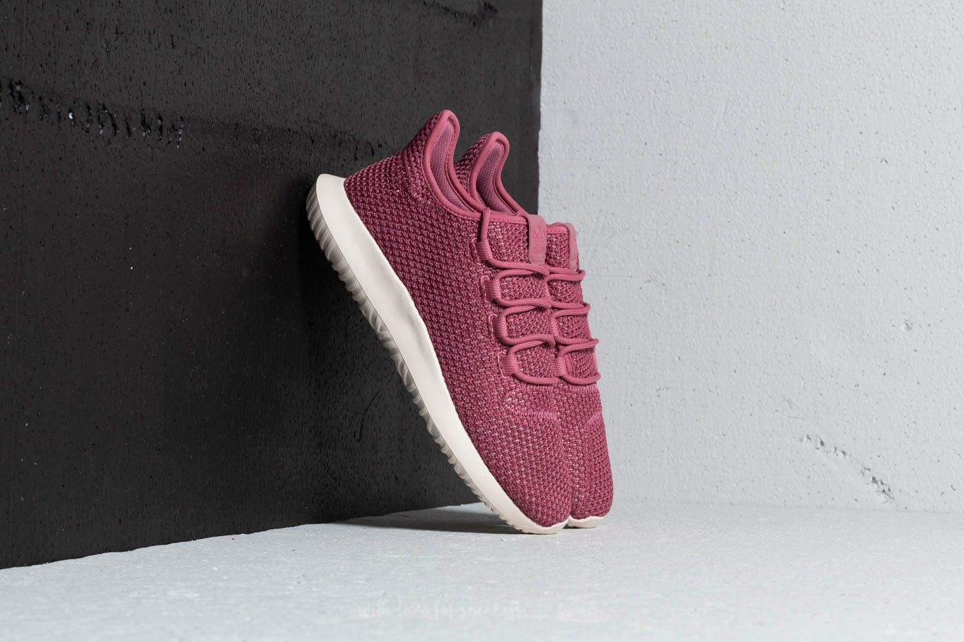 save off 856c6 e834a adidas Tubular Shadow CK W Trace Maroon Chalk White Cloud White at a great