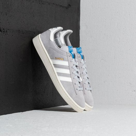 adidas Campus Grey Two Cloud White Chalk White | Footshop