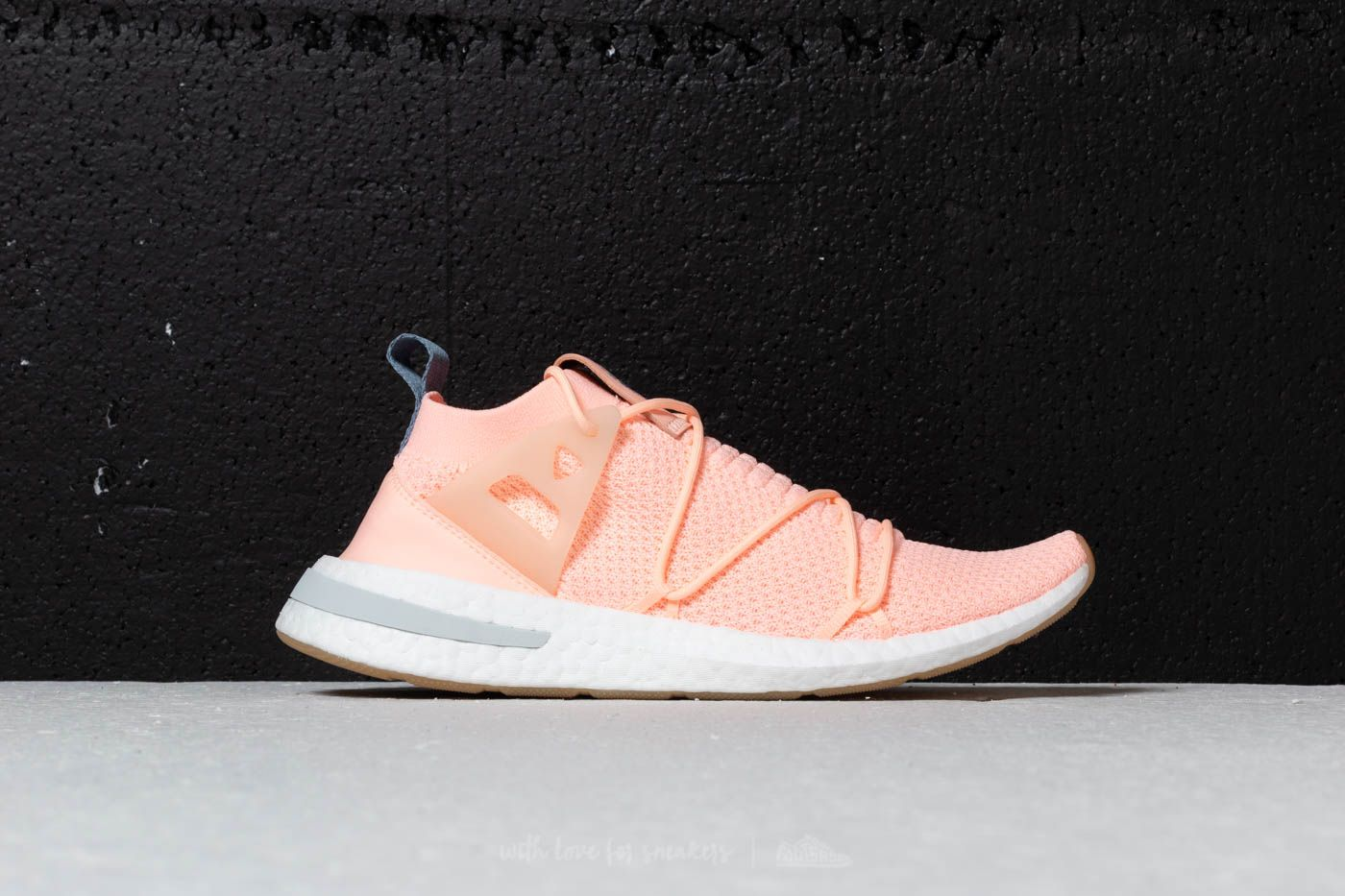 best website 3c8ae 9c7e5 adidas Arkyn Primeknit W Clear Orange Clear Orange Linen at a great price  70