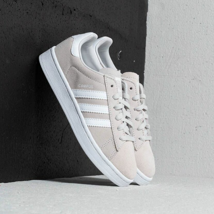 adidas Campus C Grey One/ Ftw White/ Ftw White EUR 33.5