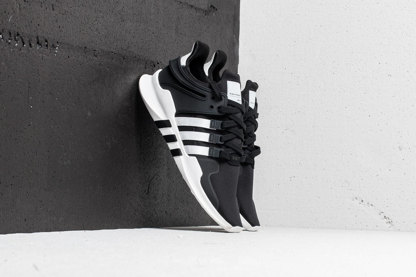fc76b562c adidas EQT Support ADV Core Black  Cloud White  Core Black