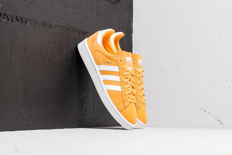 best website bd547 6d78b adidas Campus W Chalk Orange  Ftw White  Crystal White   Footshop