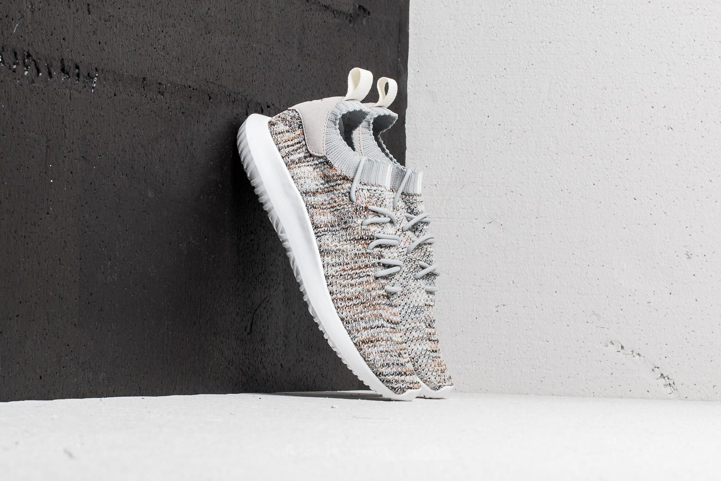 bd6a371266940 adidas Tubular Shadow Primeknit Cloud White  Core Black  Raw Desert ...