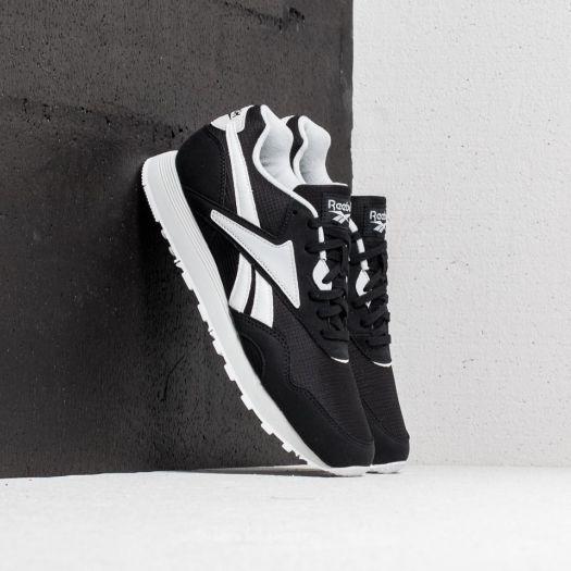 Resignación Júnior Generacion  Men's shoes Reebok Rapide MU Black/ Skull Grey/ White | Footshop