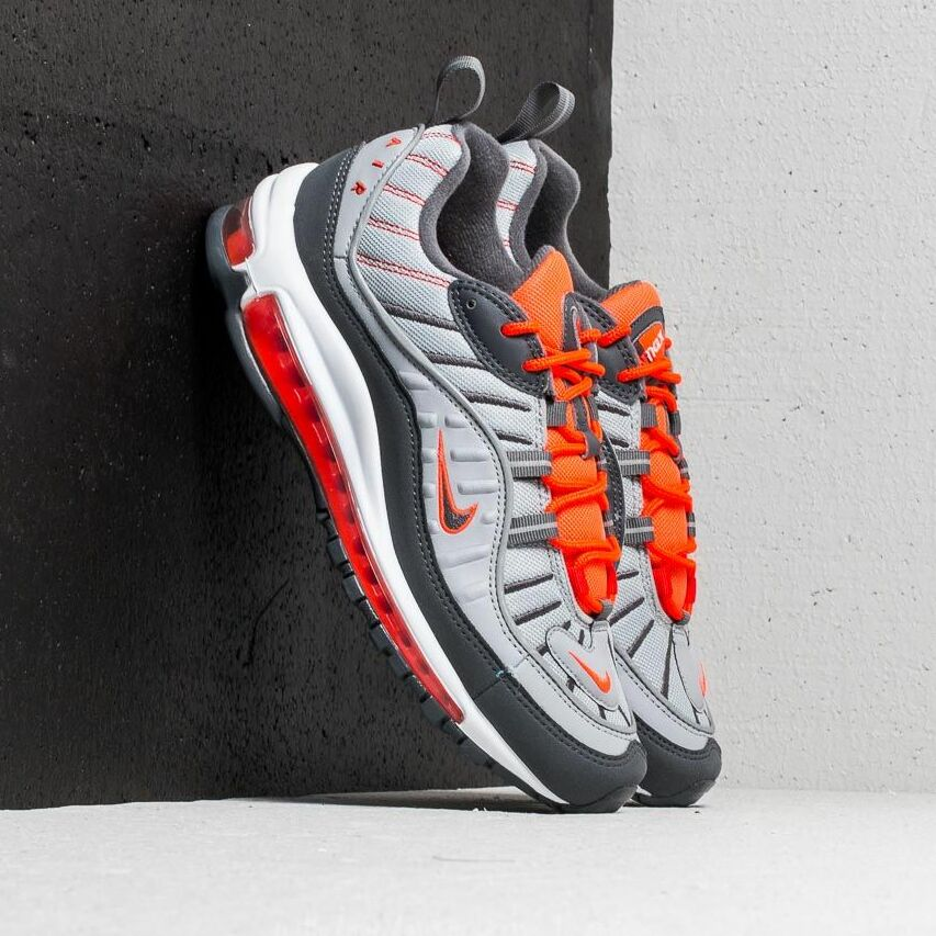 Nike Air Max 98 Wolf Grey/ Dark Grey EUR 45