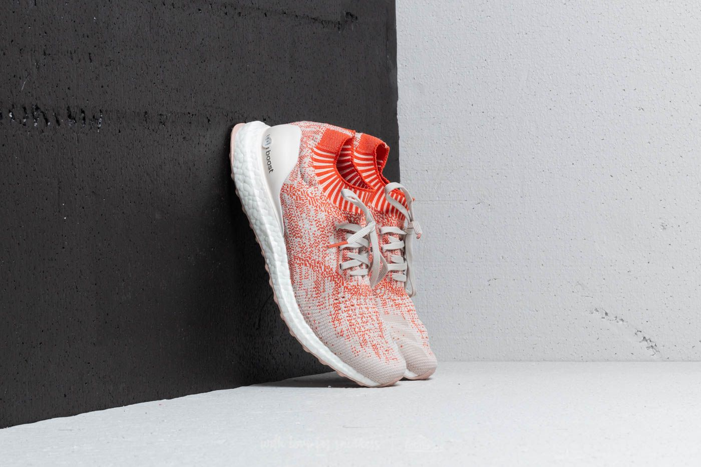3bd507b02 adidas UltraBOOST Uncaged Raw Amber  Ash Pearl  Clear Brown
