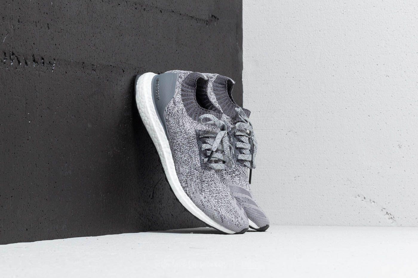6710c2fa6 adidas UltraBoost Uncaged Grey Two  Grey Two  Grey Four