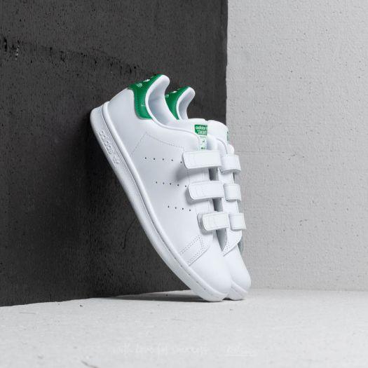 adidas Stan Smith CF C Footwear White Green | Footshop