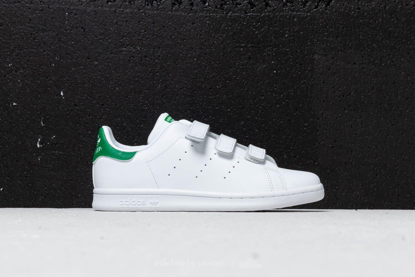 9b57b9856c4 adidas Stan Smith CF C Footwear White/ Green at a great price 33 € buy