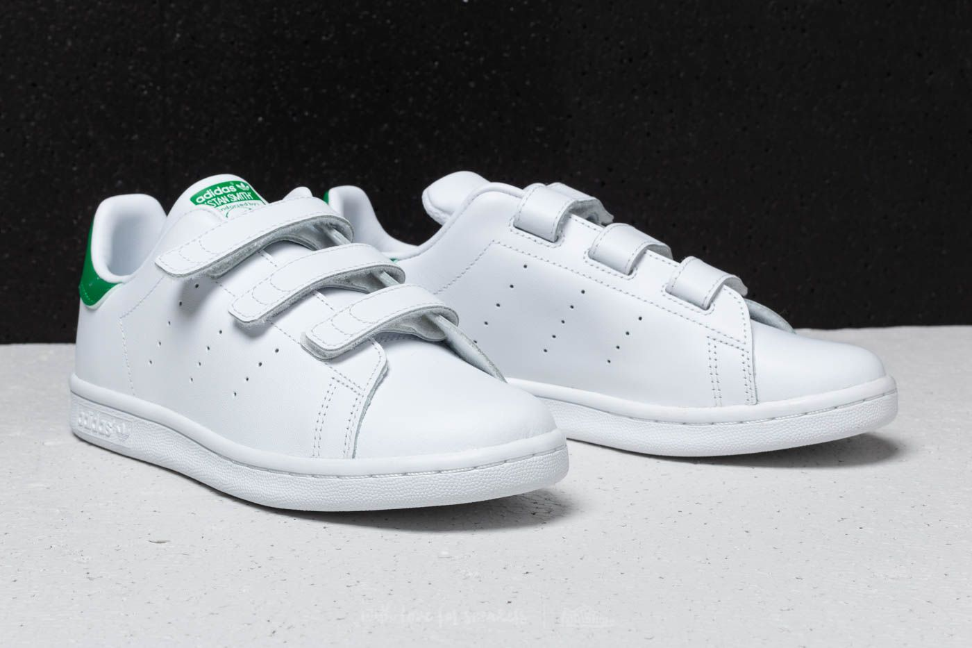 adidas Stan Smith CF C Footwear White  Green at a great price 40 € buy 8ba3598350