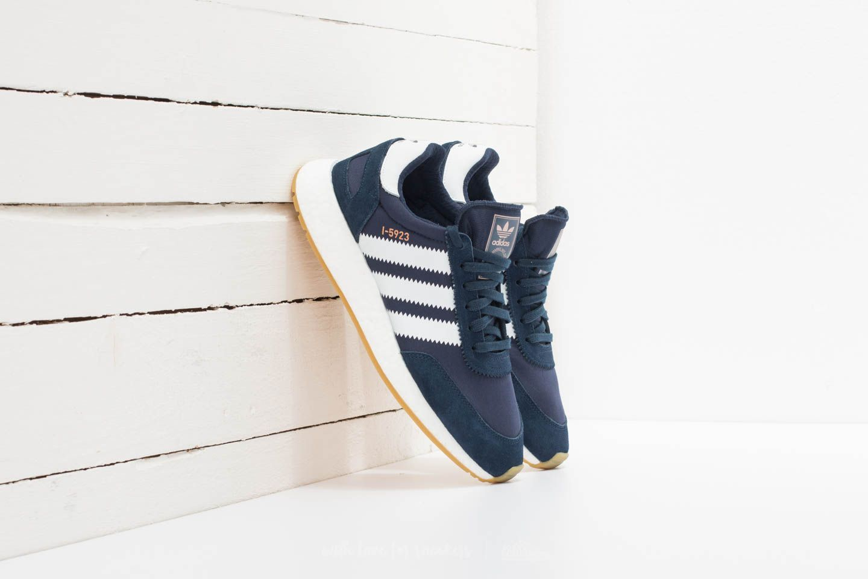 adidas I-5923 Collegiate Navy/ Footwear White/ Gum