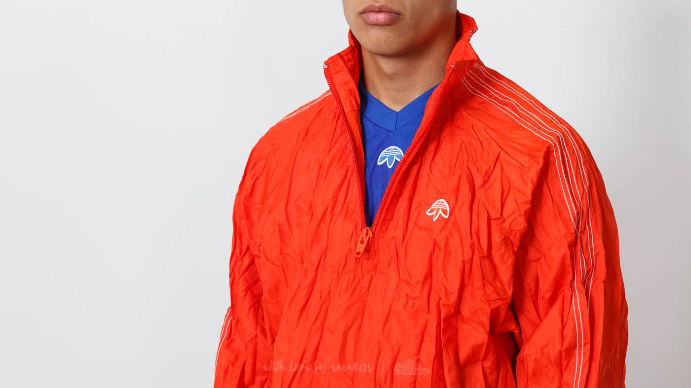 d099c21bda adidas x Alexander Wang Windbreaker Bold Orange  White at a great price 120  € buy