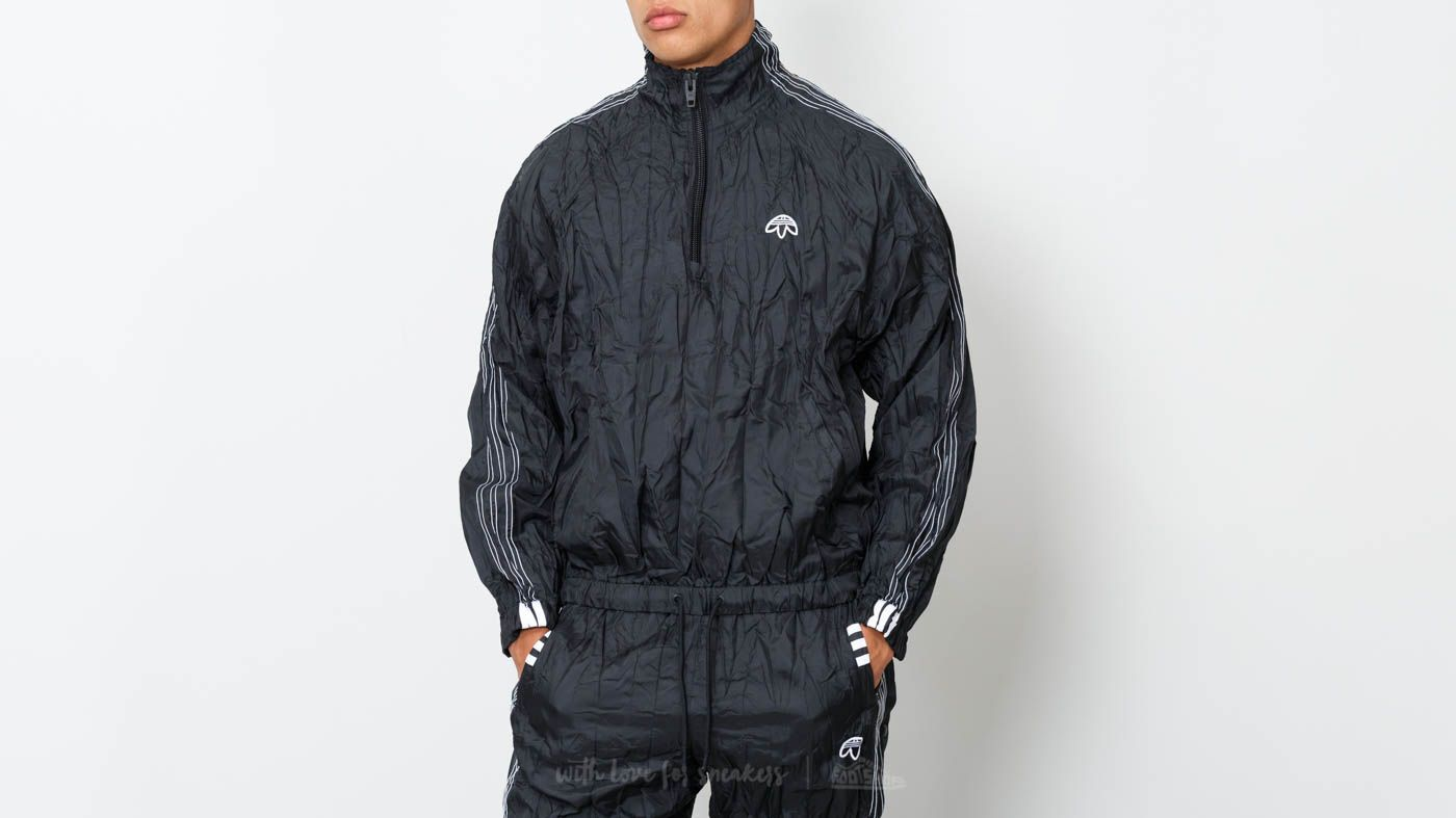 69e656e848 adidas x Alexander Wang Windbreaker Black  White