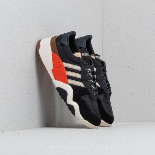 online retailer 31480 51d99 adidas x Alexander Wang Turnout Trainer Core Black/ Chalk ...