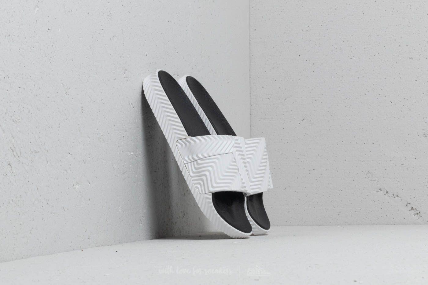 adidas x Alexander Wang Adilette Ftw White/ Ftw White/ Core White