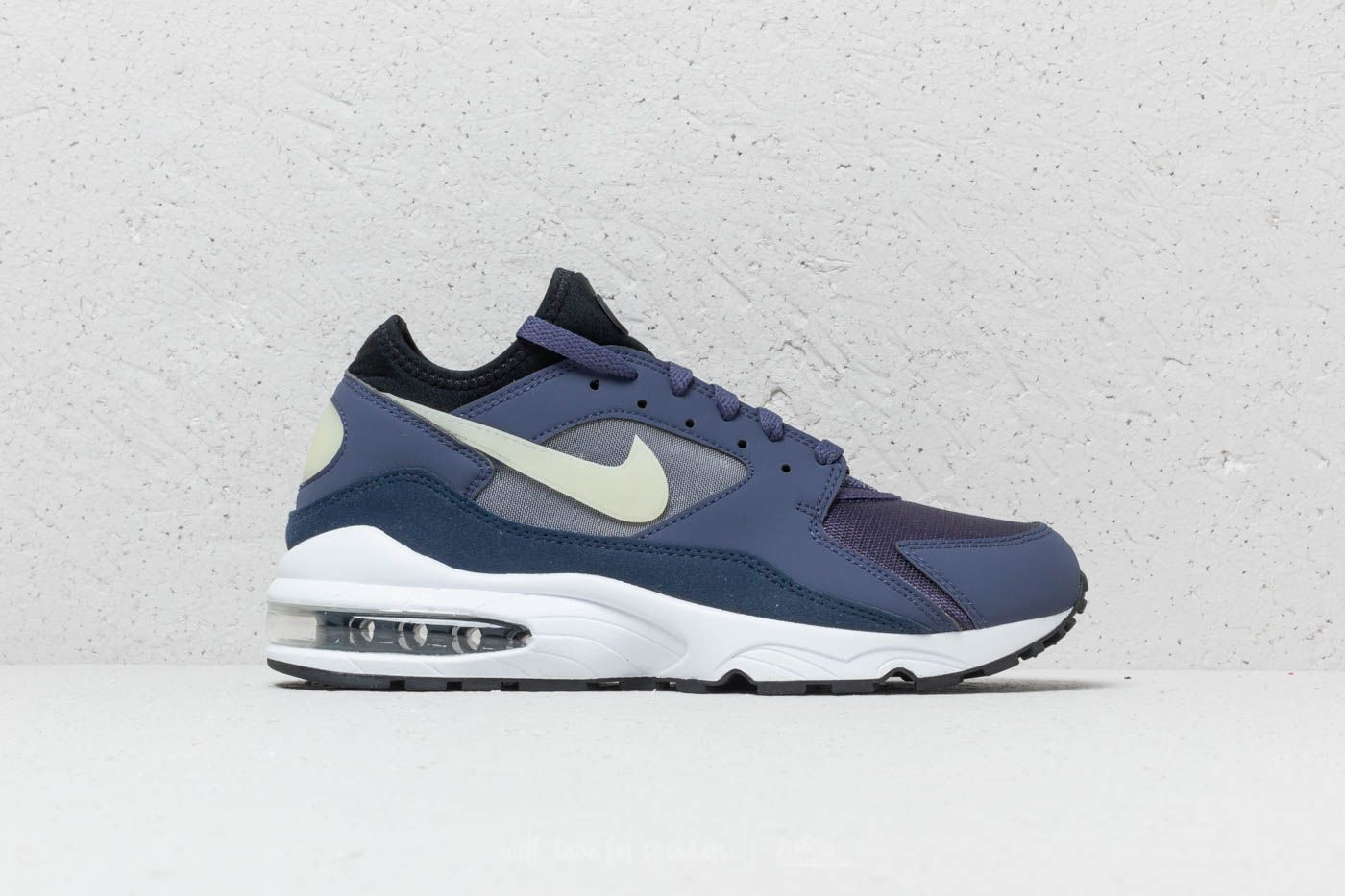 uk availability 6b895 5d539 Nike Air Max 93 Neutral Indigo  Obsidian-Fossil at a great price 100 €