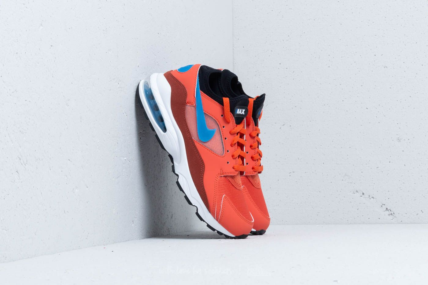 on sale 34104 f983c Nike Air Max 93 Vintage Coral  Blue Nebula   Footshop