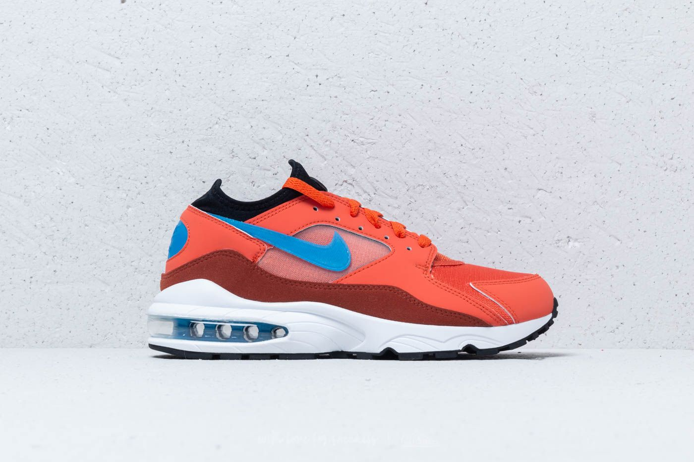 100% authentic b29d4 2e1a7 Nike Air Max 93 Vintage Coral Blue Nebula at a great price 143 € buy