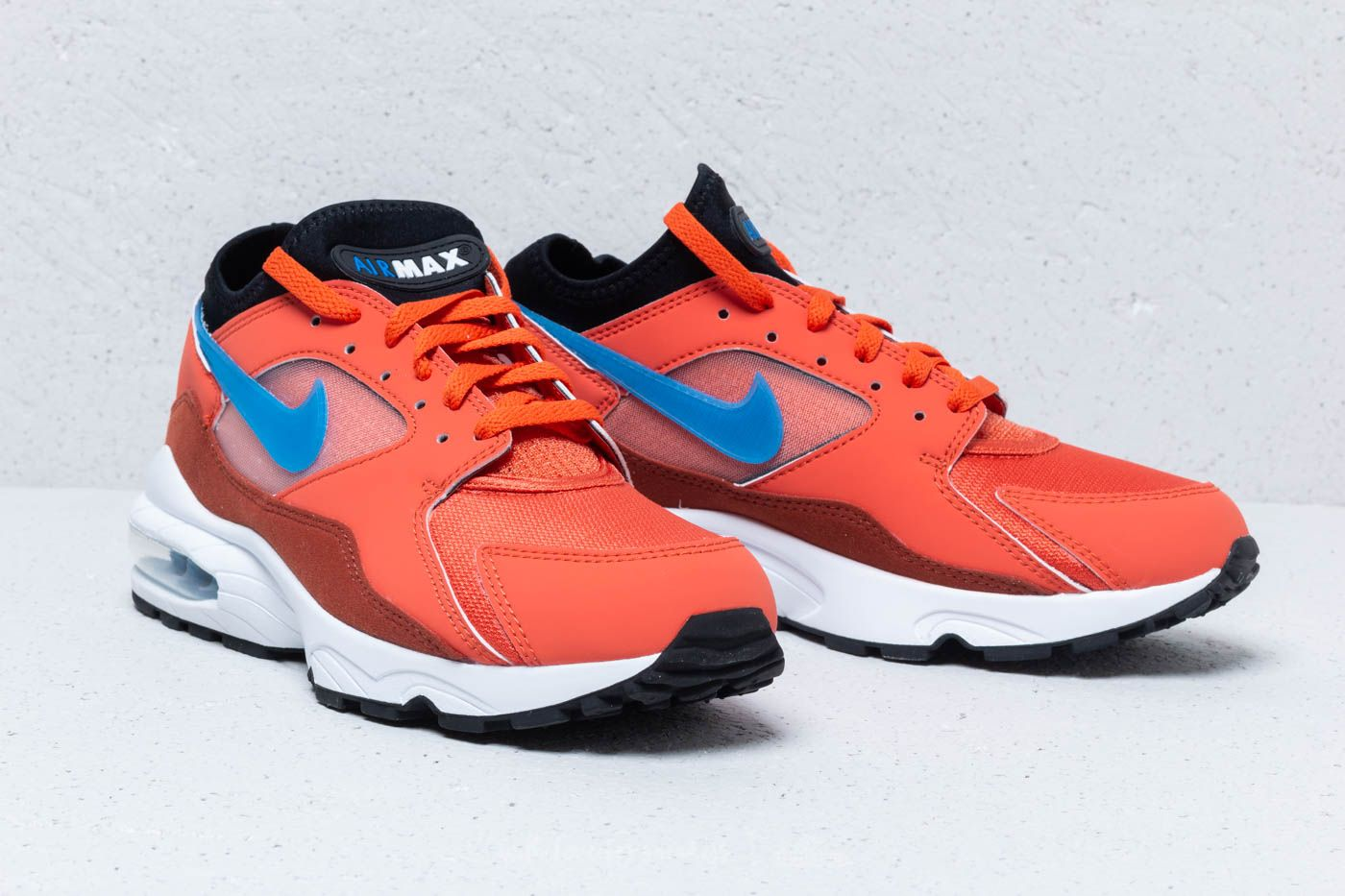 Nike Air Max 93 Vintage Coral  Blue Nebula at a great price 143 € buy 1e52375d8