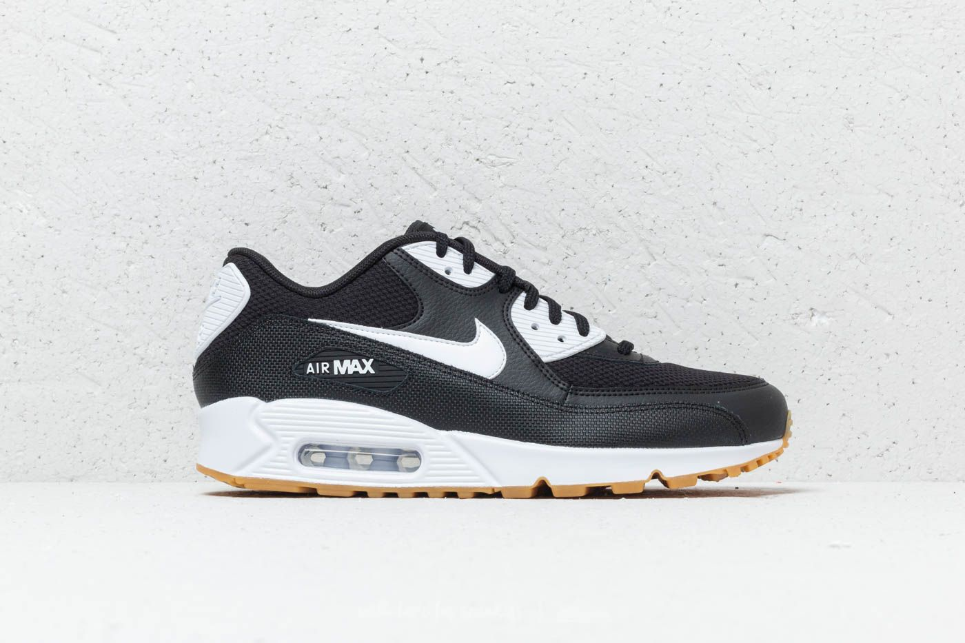 brand new 9d097 e8041 Nike Wmns Air Max 90 Black White-Gum Light Brown at a great price