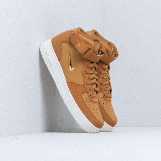 Nike Air Force 1 Mid '07 LV8 Muted Bronze Metallic Gold