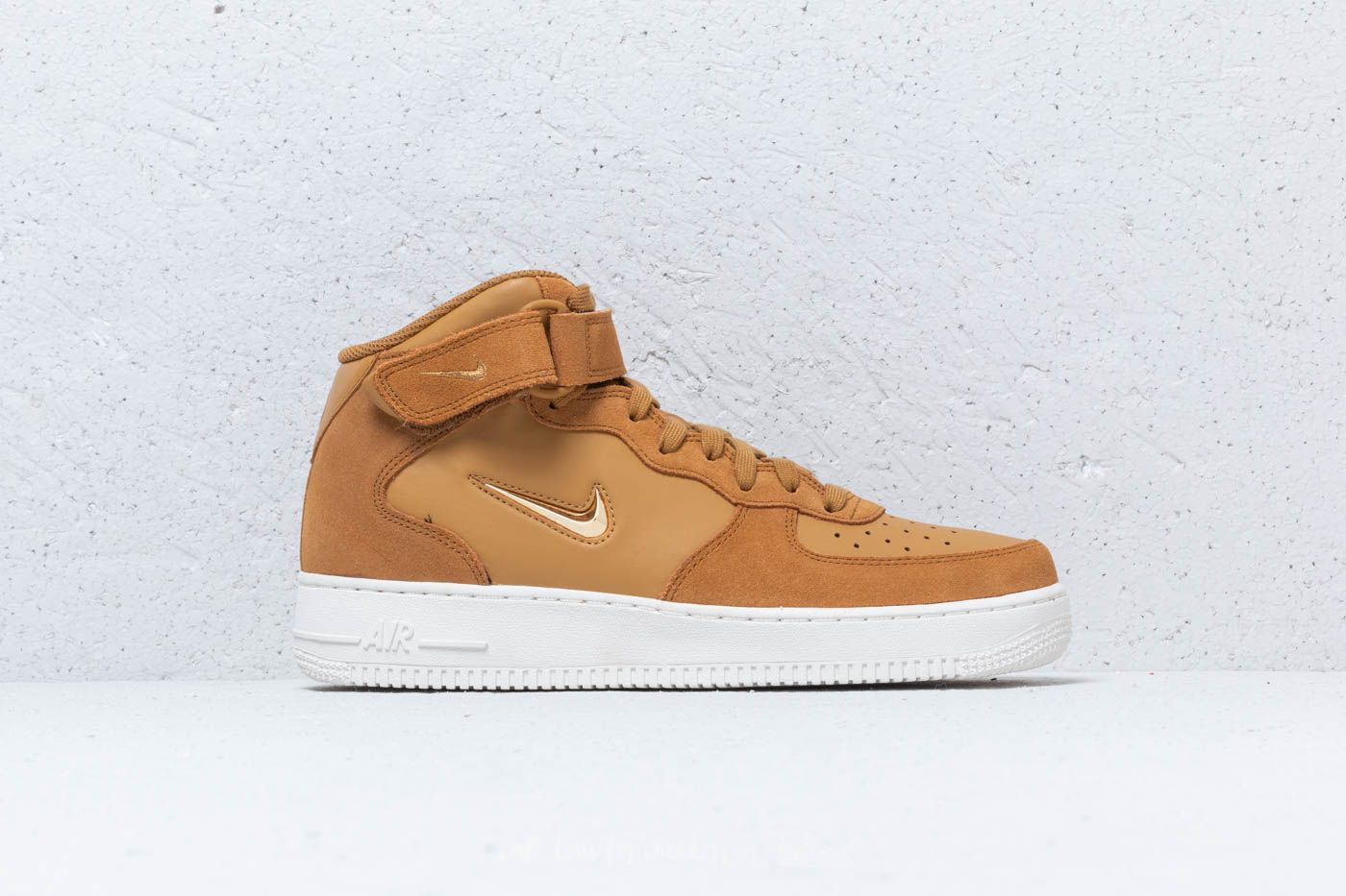 Nike Air Force 1 Mid '07 LV8 Muted Bronze Metallic Gold | Footshop