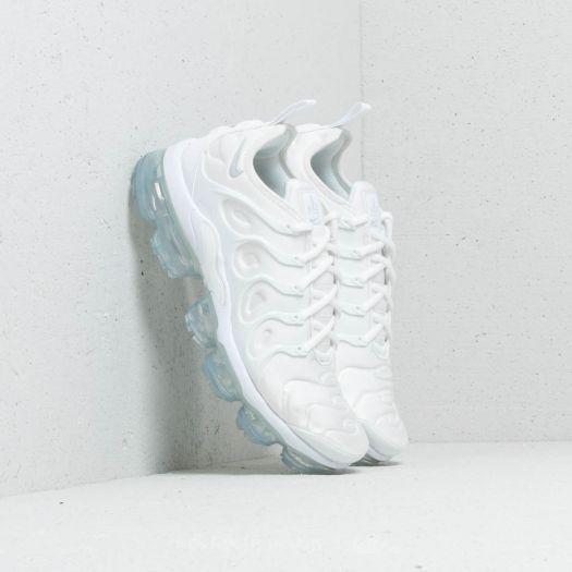 new styles 09bc3 c7a9d Nike Air Vapormax Plus White/ White-Pure Platinum | Footshop