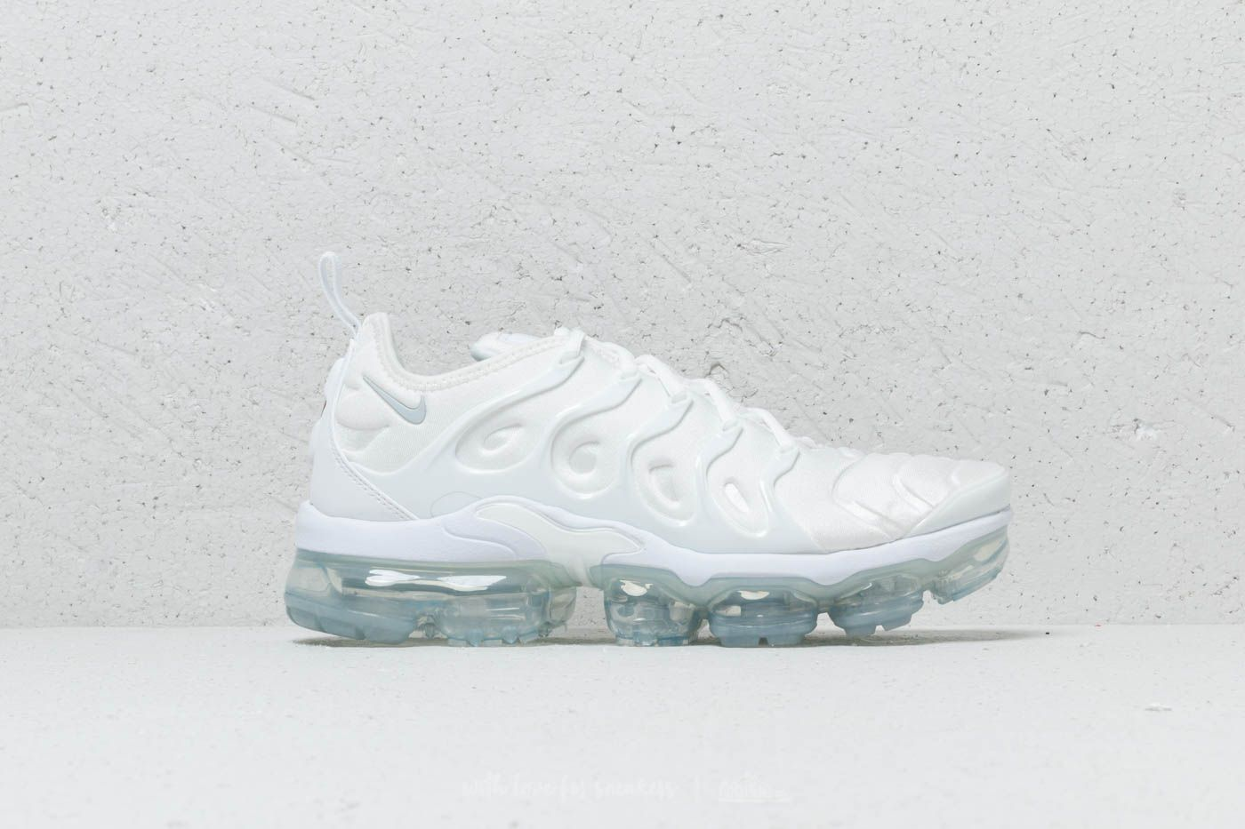 Nike Air Vapormax Plus White White Pure Platinum | Footshop