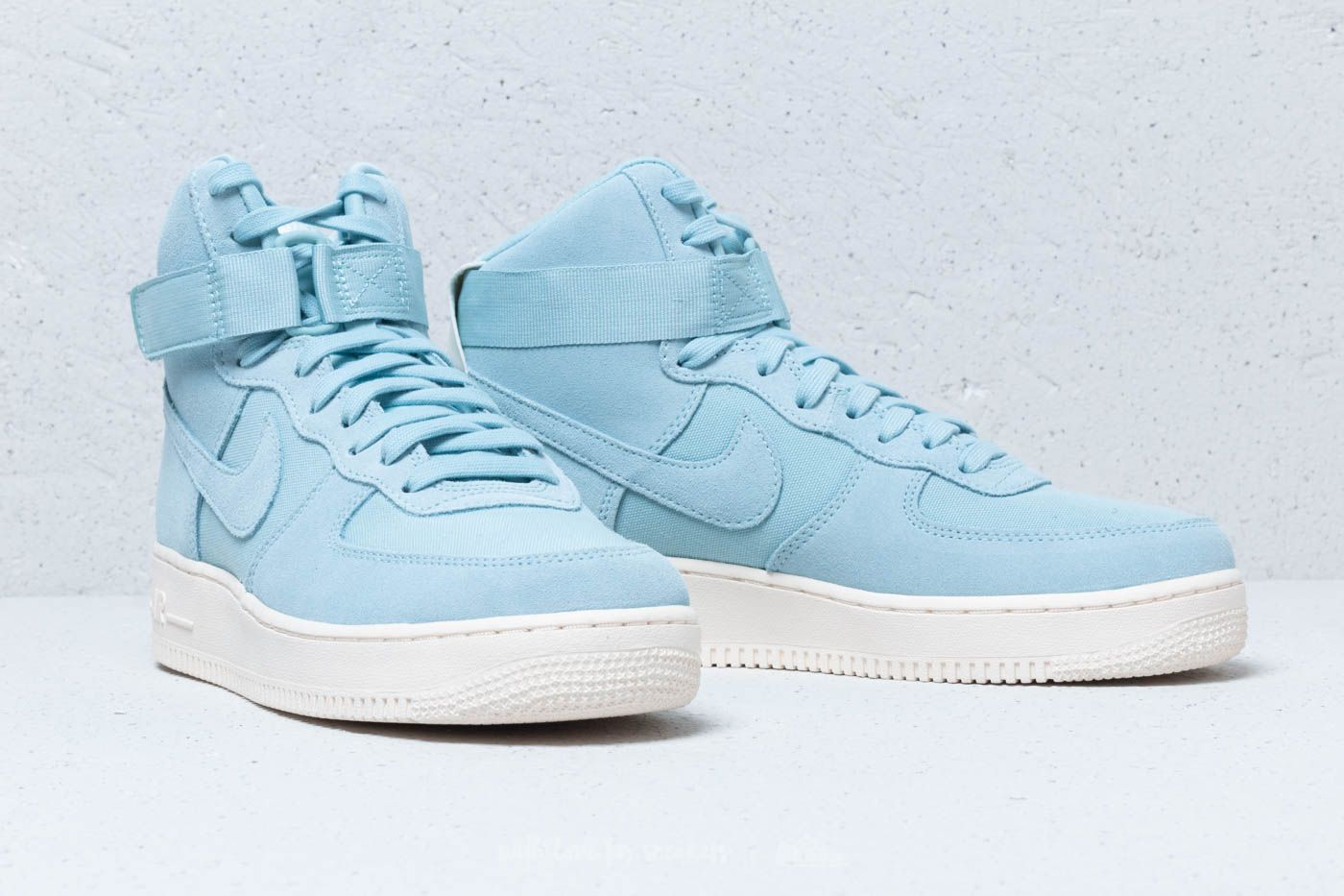 competitive price 1b275 90a95 Nike Air Force 1 High ´07 Suede Ocean Bliss/ Ocean Bliss ...