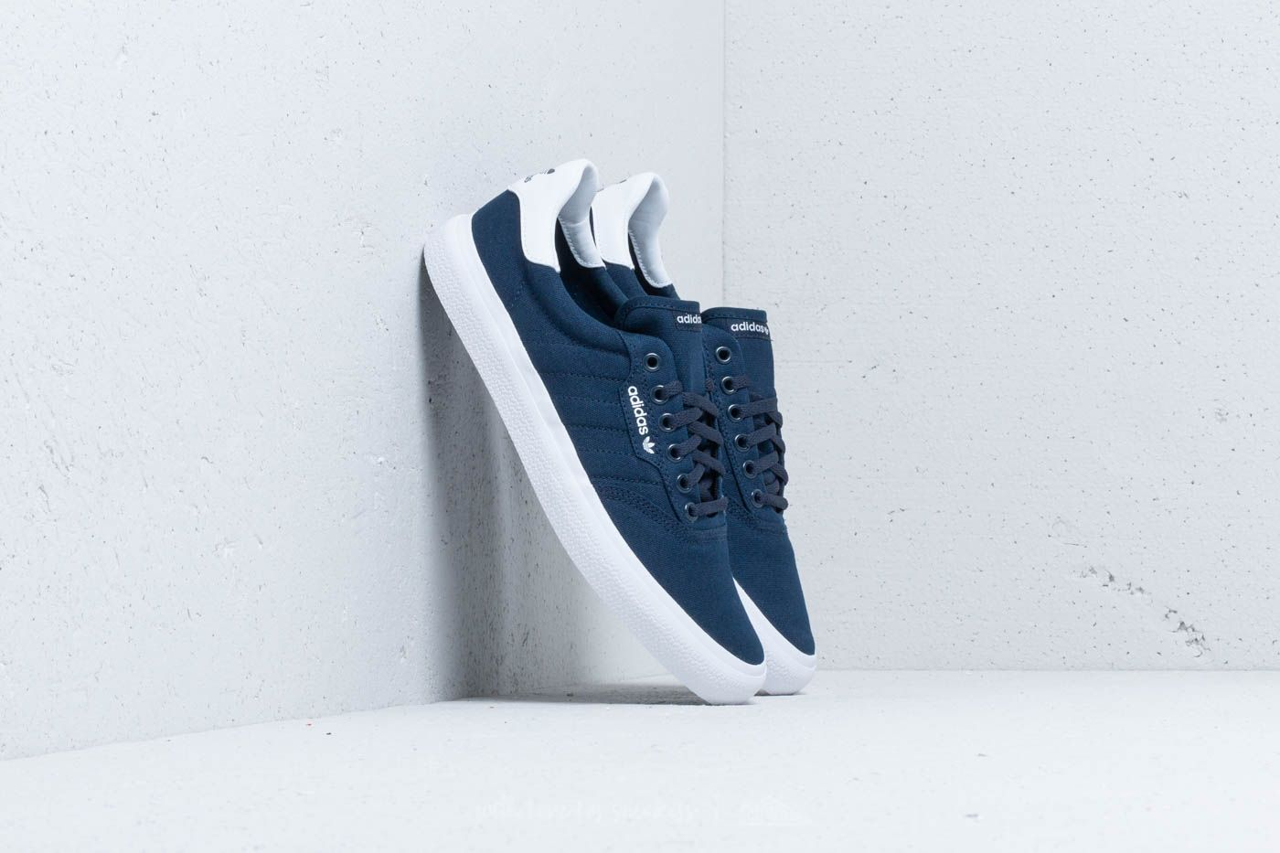 Zapatillas Hombre adidas 3MC Collegiate Navy/ Collegiate Navy/ Ftw White
