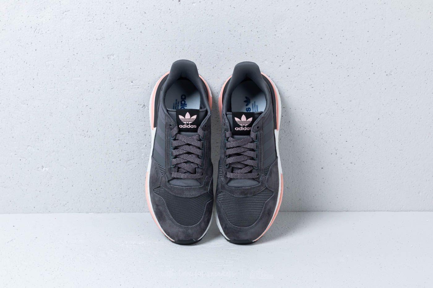 adidas ZX 500 RMGrey Grey Pink