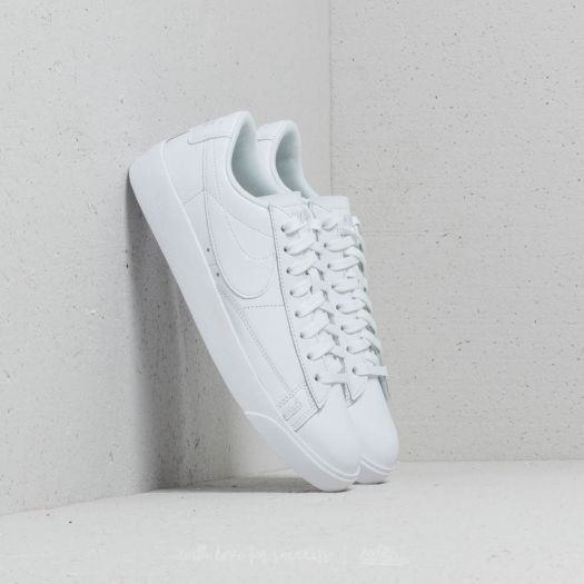 designer fashion 91a4e 3bf2b Nike W Blazer Low White/ White-White | Footshop