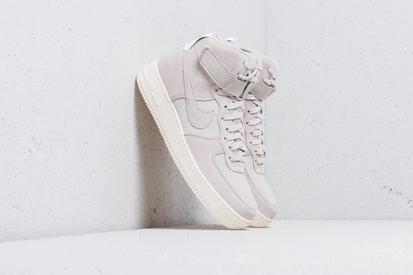 Nike Air Force 1 High  07 Suede Desert Sand  Desert Sand-Sail  dc597abefef9