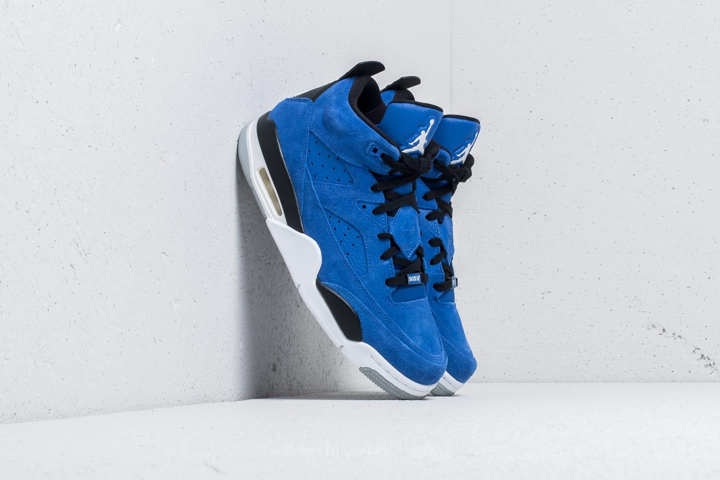 lowest price 51981 bcda4 Jordan Son Of Low Hyper Royal/ White-Black | Footshop