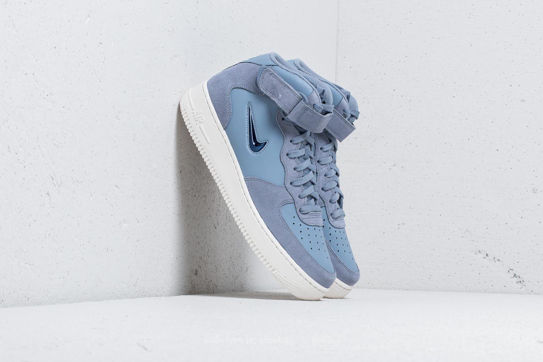 Nike Air Force 1 Mid '07 LV8 Ashen Slate/ Blue Void