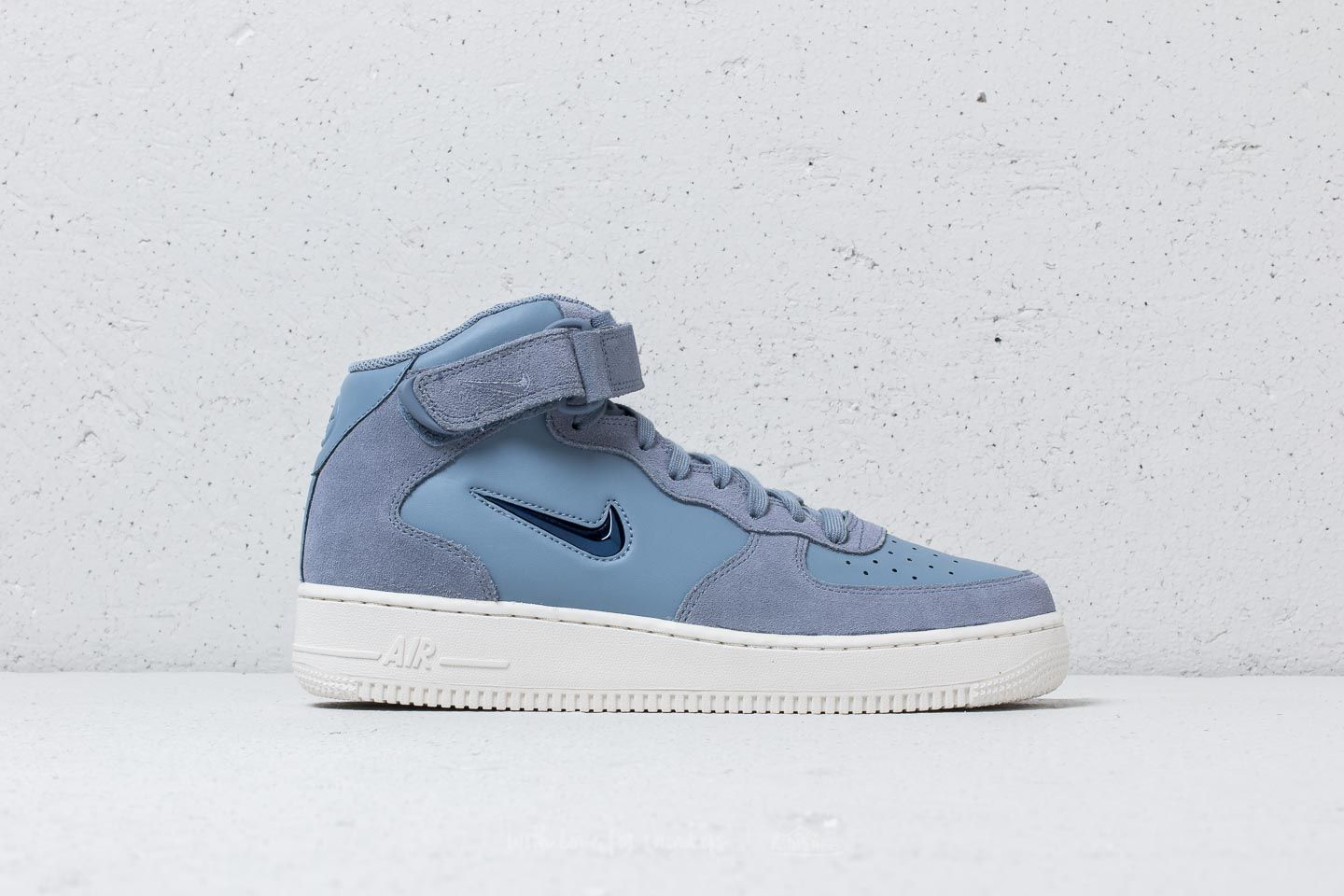 spain nike air force 1 mid blau and weiß 9209f f00e3