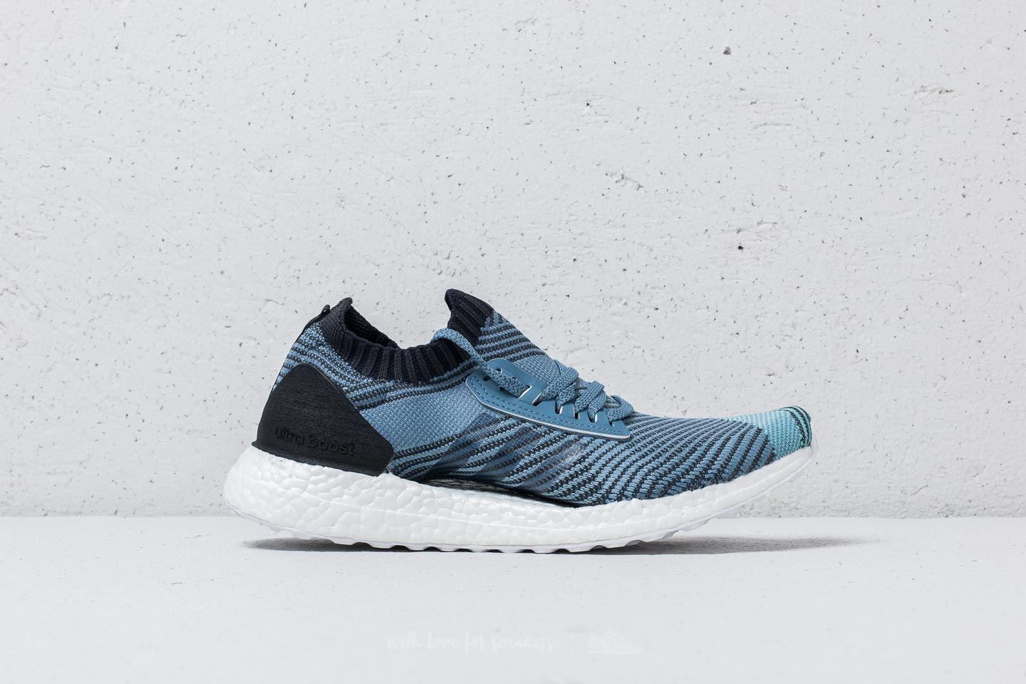 7a598b13adde3 adidas x Parley Ultraboost X Raw Grey  Carbon  Legend Ink at a great price