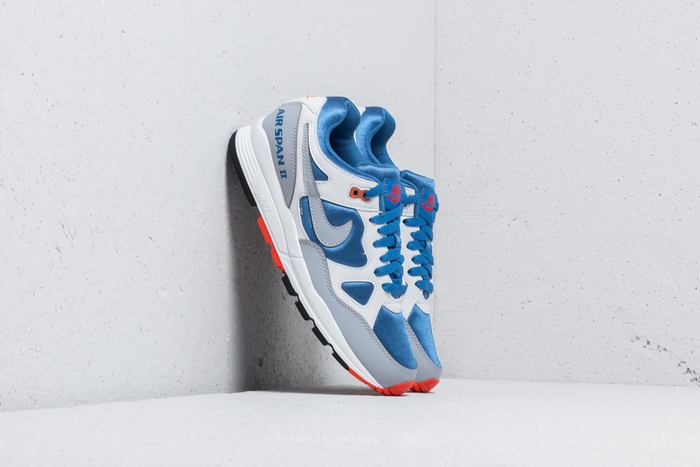 Nike Wmns Air Span II Mountain Blue/ Wolf Grey za skvělou cenu 1 890 Kč koupíte na Footshop.cz