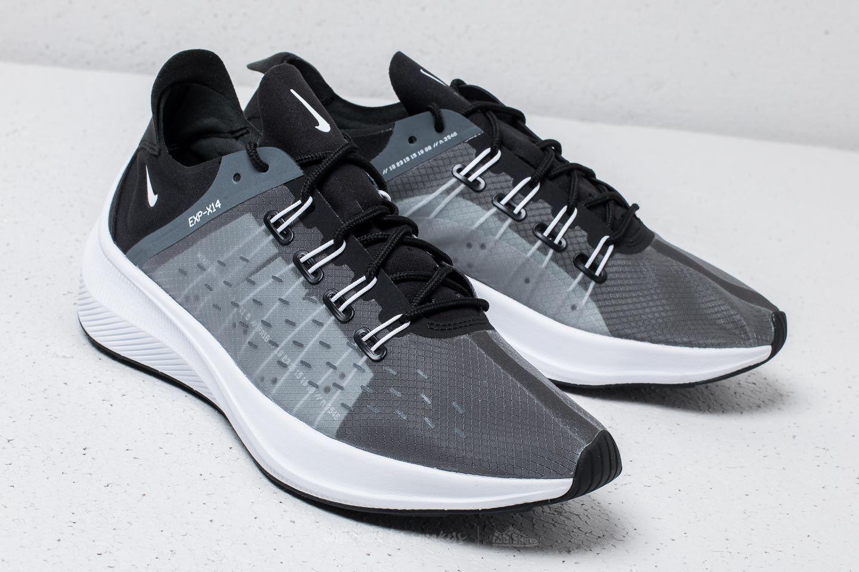 Nike W Exp X14 Black Dark Grey White Wolf Grey   Footshop