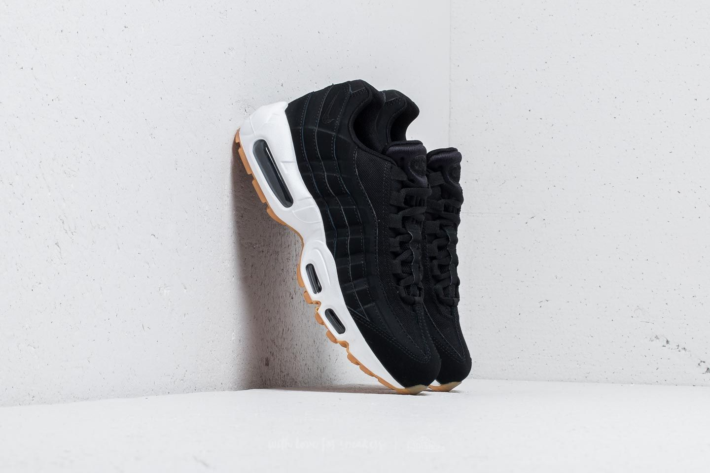 6e3336a9f99 Nike Wmns Air Max 95 Black  Black-Anthracite at a great price 169 €