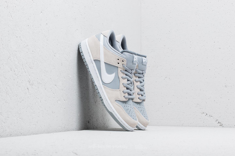 half off cf675 4e5ad Nike SB Dunk Low TRD. Summit White White-Wolf Grey