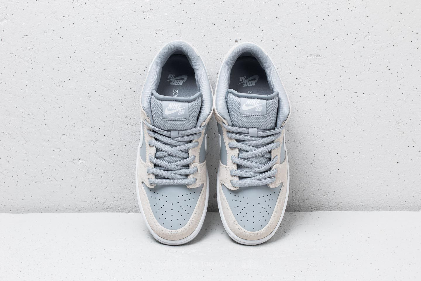 Nike SB Dunk Low TRD Shoes Summit White White Wolf